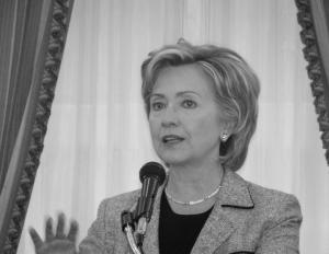 Hilary Clinton speech