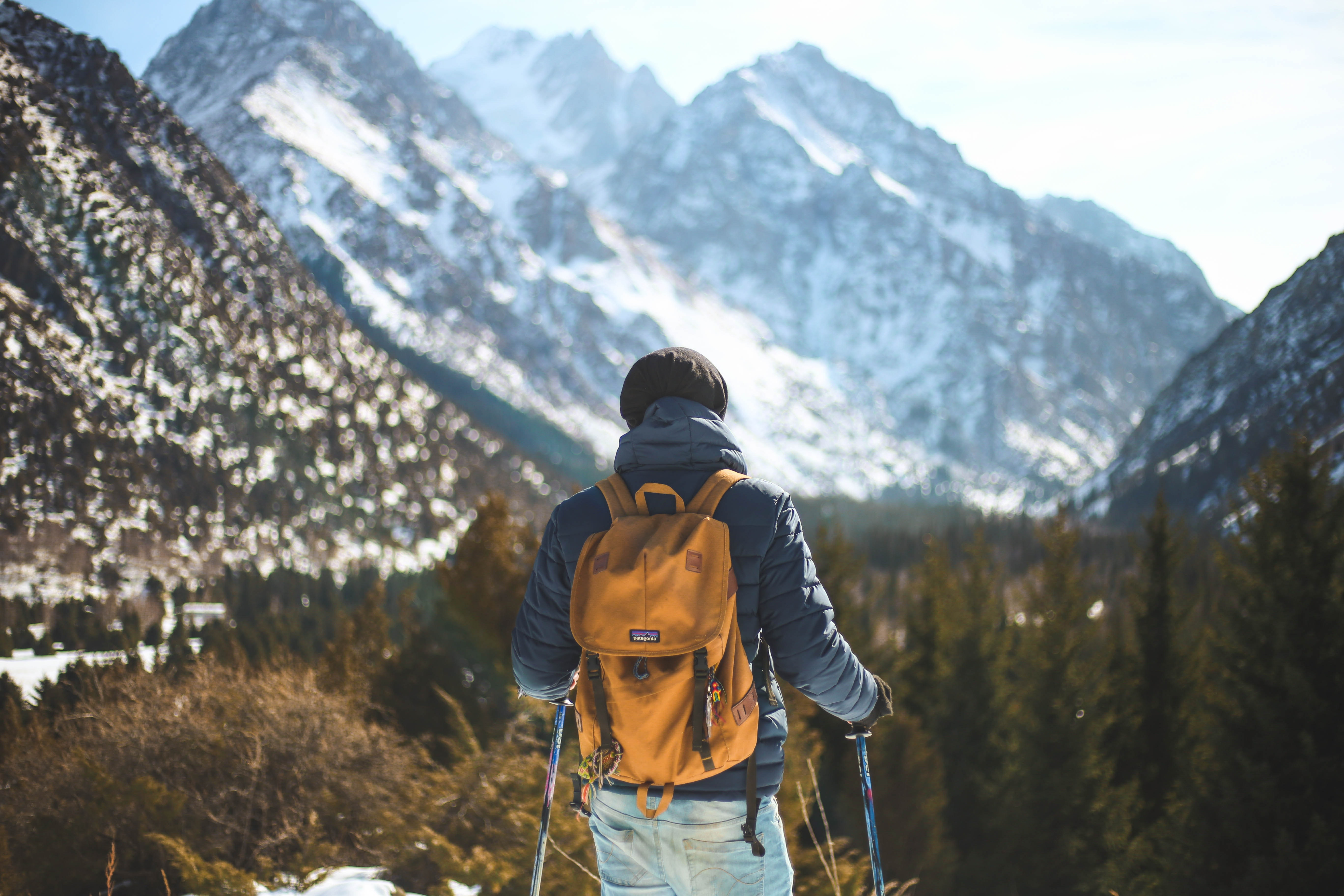adventure backpacker passion
