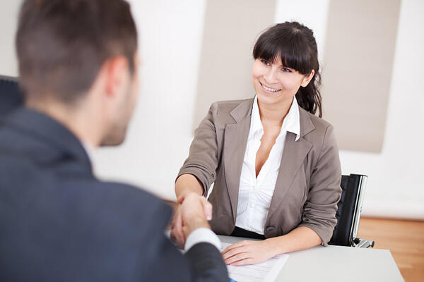 Plan your answers in a job interview